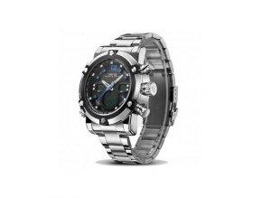 Pánské hodinky WEIDE 5205 modré  + 100% skladem + náramek zdarma