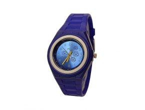 Dětské hodinky Polit 918 tm. modré