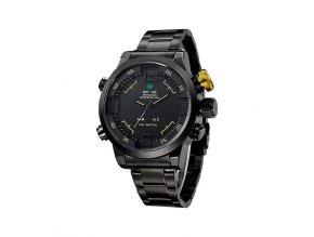 Pánské hodinky WEIDE 2309 žluté  + 100% skladem + doprava zdarma