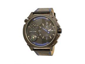 Pánské hodinky WEIDE 1507 modré  + 100% skladem + doprava zdarma po ČR