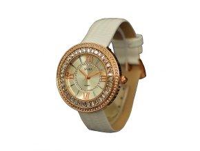 Dámské hodinky Speer 2919 bílé  + 100% skladem + náramek zdarma