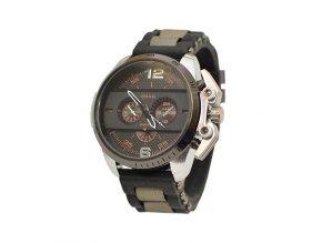 Pánské hodinky D-150 černé  + 100% skladem + doprava zdarma