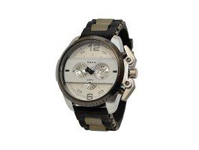 Pánské hodinky D-150 bílé  + 100% skladem + doprava zdarma