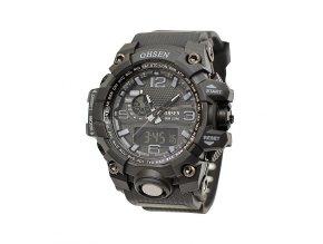 Pánské hodinky Ohsen AD-1606B  + 100% skladem + doprava zdarma