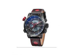 Pánské hodinky WEIDE 3401-LR + 100% skladem + doprava zdarma po ČR 684b9ce9f8c