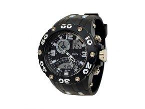 Sportovní hodinky Ohsen 2801 bílé  + 100% skladem + doprava zdarma