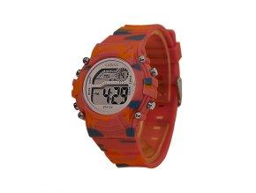 Dívčí hodinky LASIKA army růžové  + 100% skladem + náramek zdarma