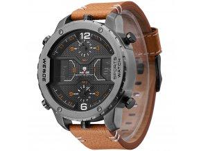 Pánské hodinky WEIDE 6401-3C  + 100% skladem + doprava zdarma + k hodinkám zdarma dárek
