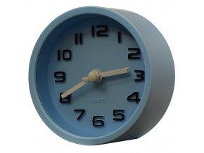 hodiny small modre