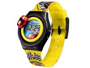 detske hodinky skmei 1376 zlute