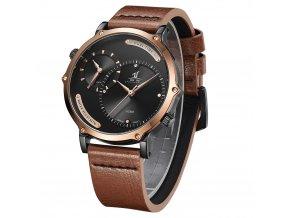 panske elegantni hodinky UV1801 5C s velkym cifernikem