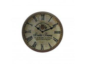 hodinky hodiny nastenne magneticke magnet na lednicku pontet