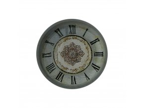 hodinky hodiny nastenne magneticke magnet na lednicku retro 3