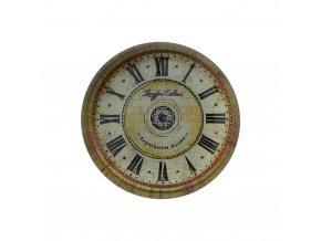 hodinky hodiny nastenne magneticke magnet na lednicku savignon blanc
