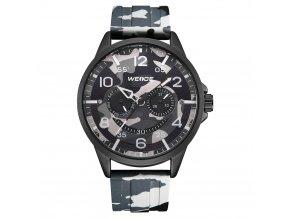 panske army vojenske hodinky khaki maskovane analogove silikonove (1)