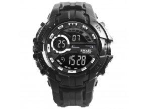 panske sportovni digitalni hodinky smael 1610 cerne
