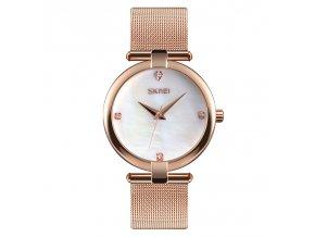 damske hodinky s krystaly osazene kaminky 9177