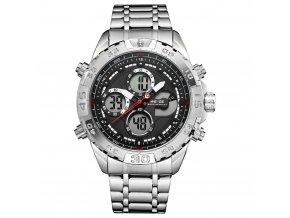 panske kovove hodinky s kovovym reminkem weide wh 6909 1c