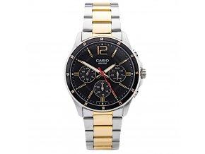 hodinky casio retro MTP 1374SG 1AV