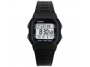 panske hodinky casio retro W800H 1A