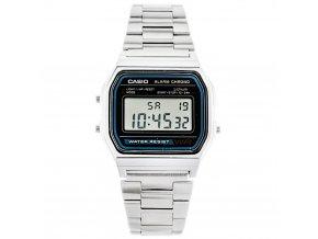 hodinky casio retro A158WA 1A