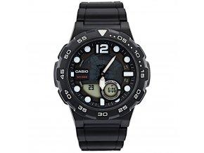 panske hodinky casio retro AEQ 100W 1AV