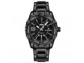 panske hodinky rucickove naviforce 9117 black