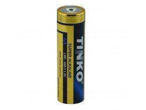 alkalicka tuzkova baterie lr6 aa tinko gp