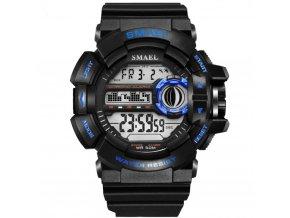 panske sportovni hodinky 1385 smael modre