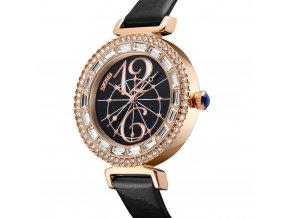 damske hodinky s krystaly skmei 9158