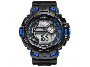 Sportovní digitální hodinky Smael 1532A modré