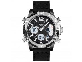 panske hodinky s dualnim casem gtup 1170