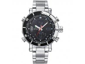 panske hodinky wide wh 5203 1c s dualnim casem