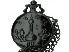 kapesni hodinky na retizku do kapsy cina