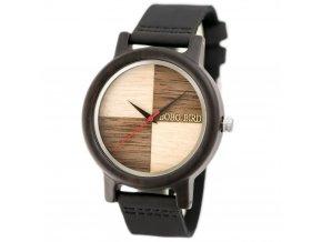 panske hodinky drevene bobobird zx065a