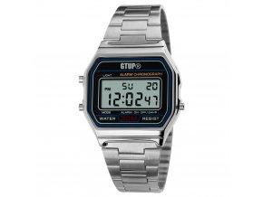 retro kovove hodinky gtup 1190 v retro stylu