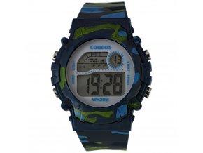 detske digitalni hodinky army vojenske maskovane coobos