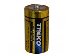 baterie male mono 1 5 v do hodin radia tinko lr 14 alkalicke