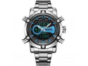 panske sportovni hodinky weide wh 9603 4c modre
