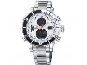 panske sportovni hodinky weide wh 5203 bile hlavni