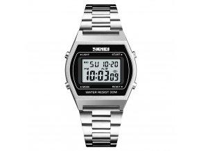 panske digitalni hodinky v retro stylu skmei 1328