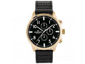 panske hodinky jordan kerr l2682 zlate (1)