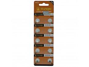 knoflikova baterie pro hodinky ag0 lr 63