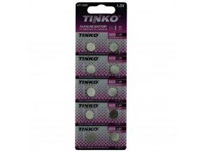knoflikova baterie pro hodinky ag9 936 V394 524 SB A4 194 280 17 625 GP394 SR936SW SR936W SR45 D394 LR936 AG9