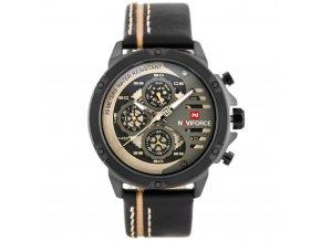 panske hodinky NAVIFORCE NF9110 zn047e black graphite hlavni