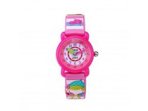detske digitalni hodinky jnew pro deti 86224 prozkovane holcicka ruzova