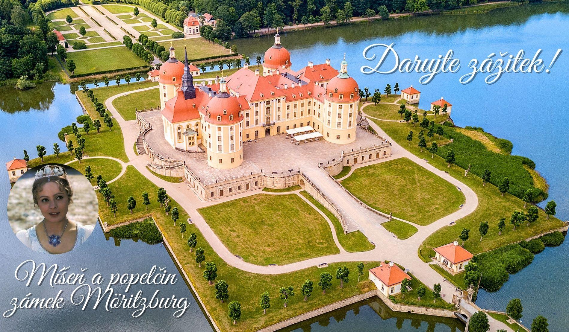 Plavba do Míšně a na popelčin zámek Moritzburg
