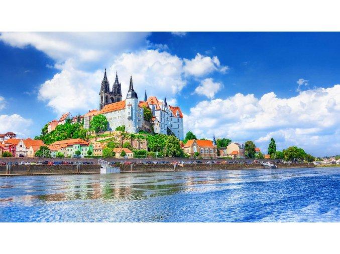 Dárkový balíček Premium do Míšně a na zámek Moritzburg pro 2 osoby
