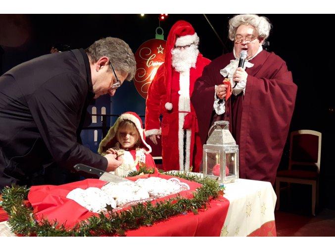 Adventní plavba na vánoční trhy do Pirny a autobusem zpět - dítě do 10 let