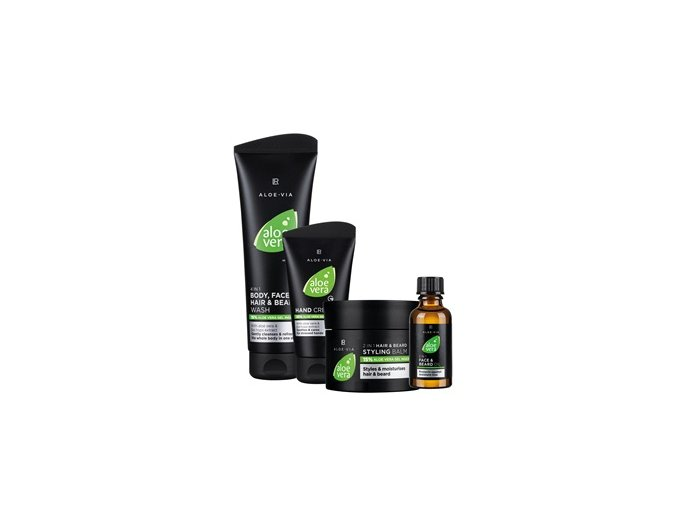 Aloe Vera Men's Essentials Série